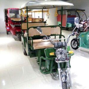 Battery Operated E Rickshaw, E Rickshaws