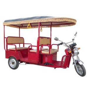 Battery Auto Rickshaw, E Rickshaws